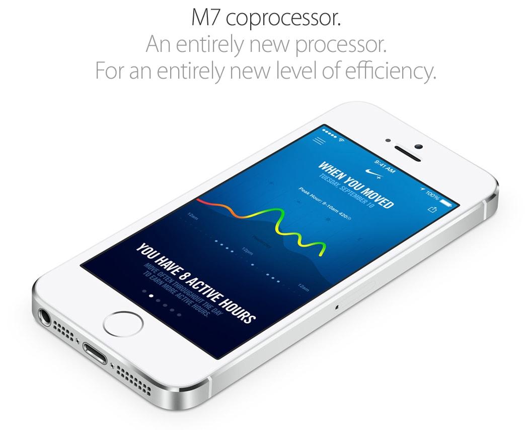 Apple M7 Coprocessor